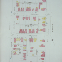 [Insurance plan of the city of Hamilton, Ontario, Canada] : [sheet] 62