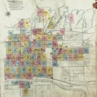 [Insurance plan of the city of Hamilton, Ontario, Canada] : [key plan, second sheet]