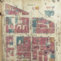 [Insurance plan of the city of Hamilton, Ontario, Canada] : [sheet 006]