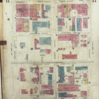 [Insurance plan of the city of Hamilton, Ontario, Canada] : [sheet 011]