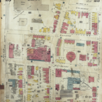 [Insurance plan of the city of Hamilton, Ontario, Canada] : [sheet 025]
