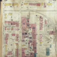 [Insurance plan of the city of Hamilton, Ontario, Canada] : [sheet 032]