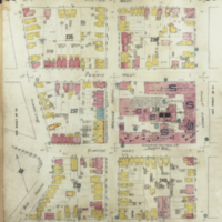[Insurance plan of the city of Hamilton, Ontario, Canada] : [sheet 035]