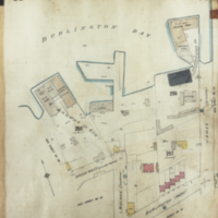 [Insurance plan of the city of Hamilton, Ontario, Canada] : [sheet 038]