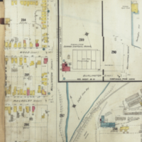 [Insurance plan of the city of Hamilton, Ontario, Canada] : [sheet 043]