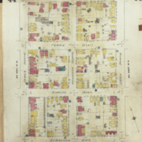 [Insurance plan of the city of Hamilton, Ontario, Canada] : [sheet 044]
