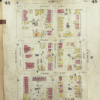 [Insurance plan of the city of Hamilton, Ontario, Canada] : [sheet 045]