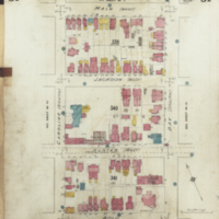 [Insurance plan of the city of Hamilton, Ontario, Canada] : [sheet 051]