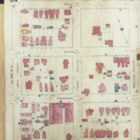 [Insurance plan of the city of Hamilton, Ontario, Canada] : [sheet 054]