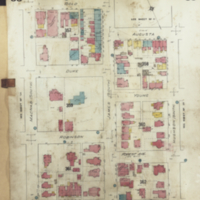 [Insurance plan of the city of Hamilton, Ontario, Canada] : [sheet 055]