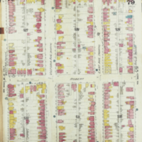 [Insurance plan of the city of Hamilton, Ontario, Canada] : [sheet 079]