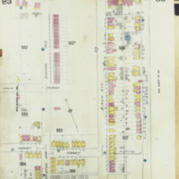 [Insurance plan of the city of Hamilton, Ontario, Canada] : [sheet 083]