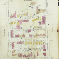 [Insurance plan of the city of Hamilton, Ontario, Canada] : [sheet 092]