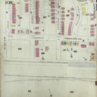 [Insurance plan of the city of Hamilton, Ontario, Canada] : [sheet] 106