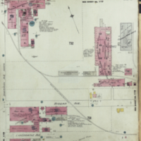 [Insurance plan of the city of Hamilton, Ontario, Canada] : [sheet] 114