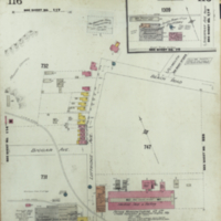 [Insurance plan of the city of Hamilton, Ontario, Canada] : [sheet] 116