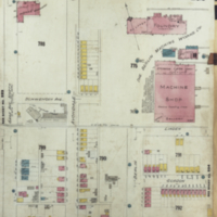 [Insurance plan of the city of Hamilton, Ontario, Canada] : [sheet] 122