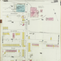 [Insurance plan of the city of Hamilton, Ontario, Canada] : [sheet] 125