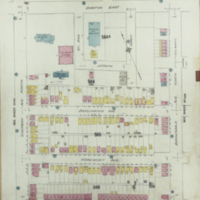 [Insurance plan of the city of Hamilton, Ontario, Canada] : [sheet] 126