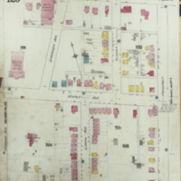 [Insurance plan of the city of Hamilton, Ontario, Canada] : [sheet] 129