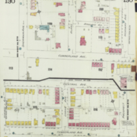 [Insurance plan of the city of Hamilton, Ontario, Canada] : [sheet] 130
