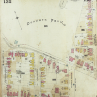 [Insurance plan of the city of Hamilton, Ontario, Canada] : [sheet] 132