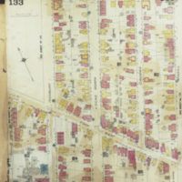 [Insurance plan of the city of Hamilton, Ontario, Canada] : [sheet] 133
