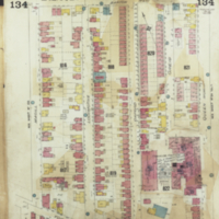 [Insurance plan of the city of Hamilton, Ontario, Canada] : [sheet] 134