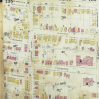 [Insurance plan of the city of Hamilton, Ontario, Canada] : [sheet] 135