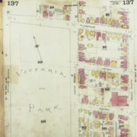 [Insurance plan of the city of Hamilton, Ontario, Canada] : [sheet] 137