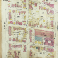 [Insurance plan of the city of Hamilton, Ontario, Canada] : [sheet] 138