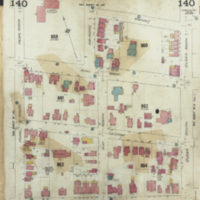 [Insurance plan of the city of Hamilton, Ontario, Canada] : [sheet] 140