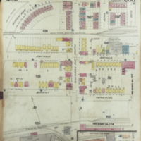 [Insurance plan of the city of Hamilton, Ontario, Canada] : [sheet] 205
