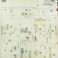 [Insurance plan of the city of Hamilton, Ontario, Canada] : [sheet] 226