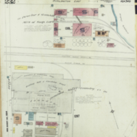 [Insurance plan of the city of Hamilton, Ontario, Canada] : [sheet] 232