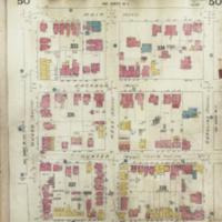 [Insurance plan of the city of Hamilton, Ontario, Canada] : [sheet 050]
