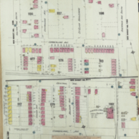 [Insurance plan of the city of Hamilton, Ontario, Canada] : [sheet] 210