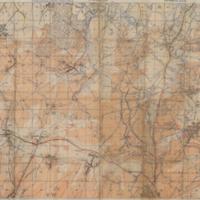 [Bertincourt] 57c.SE Enemy Organisation 21-8-18