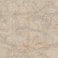 [Bapaume] 57c.NW Enemy Organisation 19-8-18