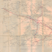 Kilimatinde, German East Africa, Military Road Map Sheet 5