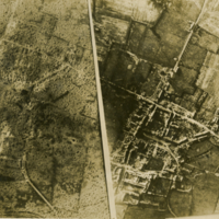 28.O32 [A Comparison of Messines in 1915 and 1917] June 6, 1917