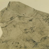 Aerial photo, World War, 1914-1918; WW1 Trench Maps: France.
