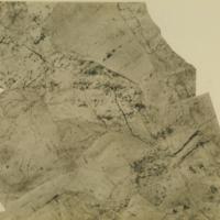 Aerial photo, World War, 1914-1918; WW1 Trench Maps: France.