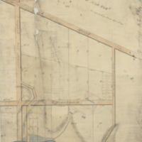 Plan of lot no. 1 in the broken front & part of lot no. 17 in 2nd conn, Township of Barton, the property of Allan MacNab Esqr.