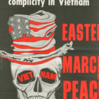 Vietnam Mobilization Committee, poster, 6 April [1969?]