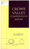 Crowe Valley conservation report, forest