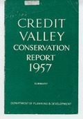 Credit Valley conservation report, 1957
