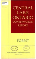 Central Lake Ontario conservation report