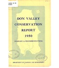 Don Valley conservation report, 1950