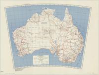 Australia : special strategic map